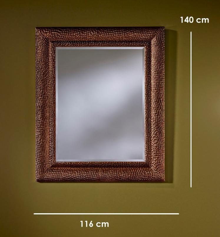 Miroir D Co Design Cuivre Patin Miroir D Coration