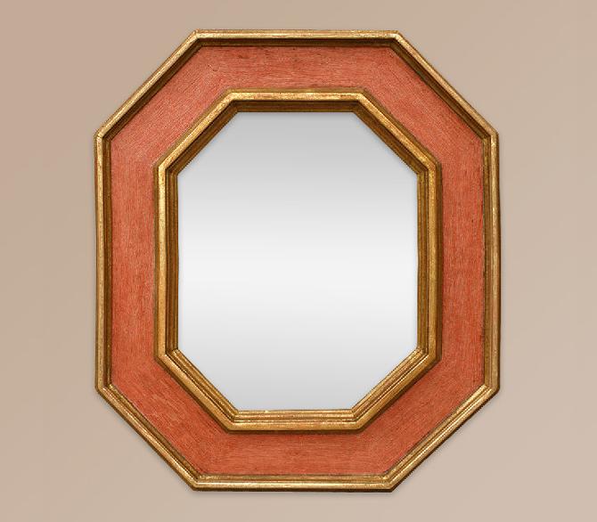 Miroir d coration for Miroir octogonal